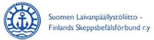 Liittoon / Suomen Laivanpäällystöliiton logo