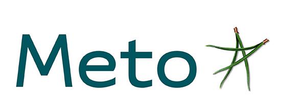 Meto ry:n logo