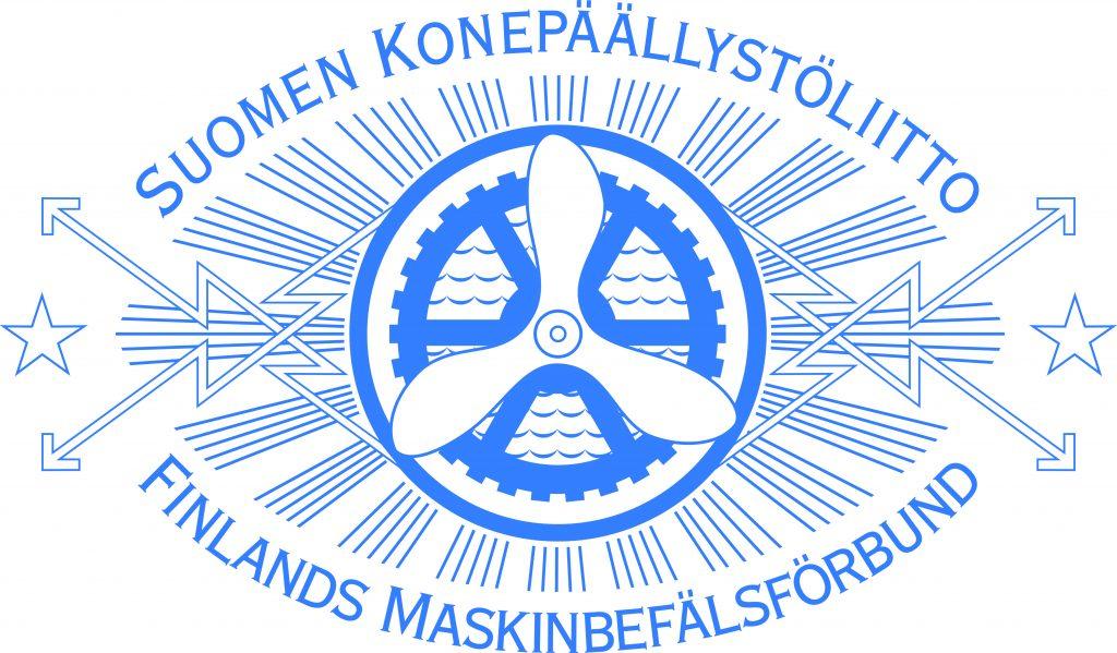 Suomen konepäällystöliiton logo