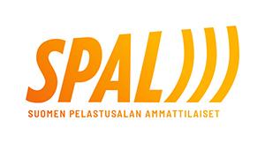 Suomen pelastusalan ammattilaiset SPAL:n logo