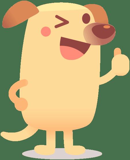 Työpaikka tarvitsee vinkkejä. Tässä koiran vinkki.