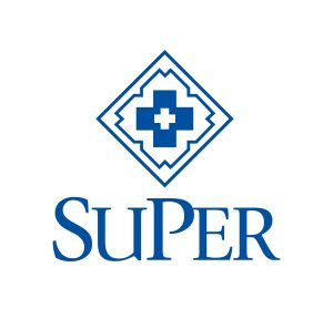Liittoon / Suomen lähi- ja perushoitajaliitto SuPerin logo